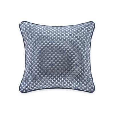 Harbor House™ Freya Square Throw Pillow in Blue