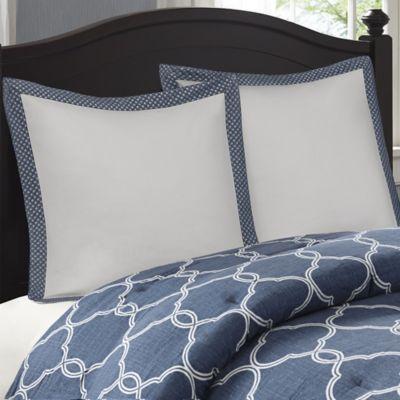 Harbor House™ Freya European Pillow Sham in White