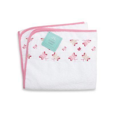 aden + anais® Toddler Towel in Princess Posie