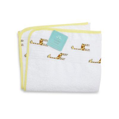 aden + anais® Toddler Towel in Jungle Jam