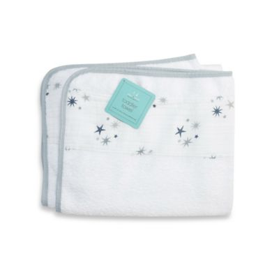 aden + anais® Toddler Towel in Twinkle
