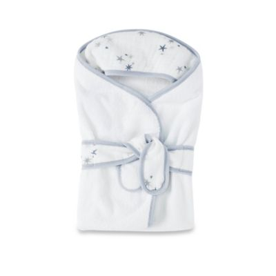 aden + anais® Hooded Bath Wrap in Twinkle