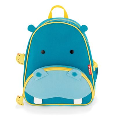 SKIP*HOP® Hippo Zoo Little Kid Backpack