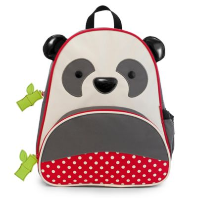 SKIP*HOP® Panda Zoo Little Kid Backpack