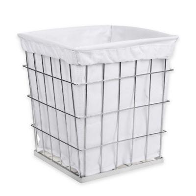 Vanity Wire Wastebasket