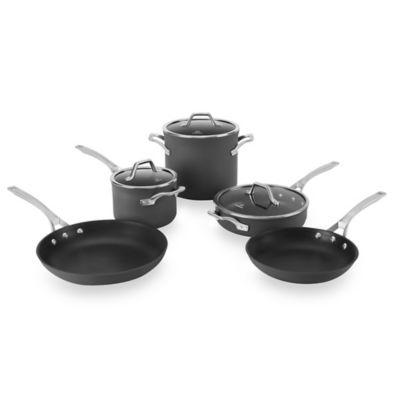 Calphalon® Signature™ Nonstick 8-Piece Cookware Set