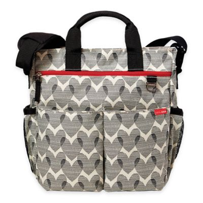 SKIP*HOP® Duo Signature Diaper Bag in Hearts