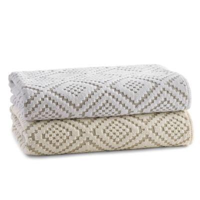 Egyptian Combed Cotton Bath Towel
