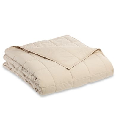 Kenneth Cole Reaction Home Escape Twin Quilt in Oatmeal