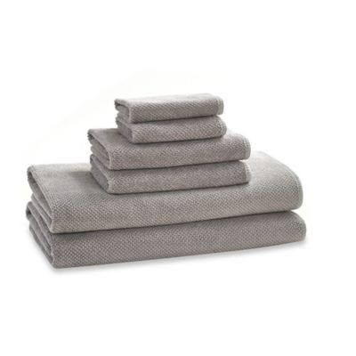 Buy Pewter Bath Towels From Bed Bath Amp Beyond