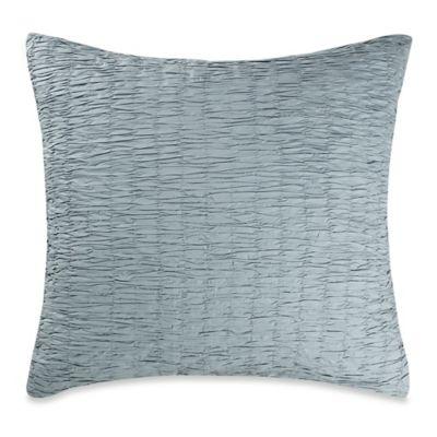 Blue Stone Court Belmont European Pillow Sham in Blue