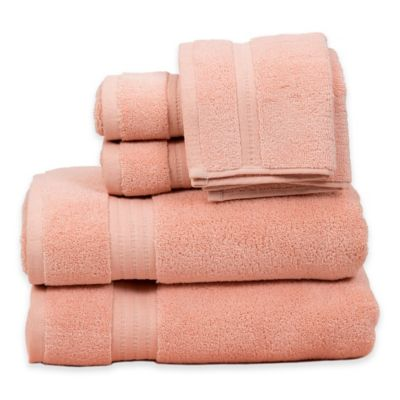 Pink Luxury Bath Towels