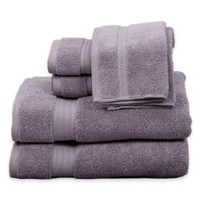 Purple Towel Set