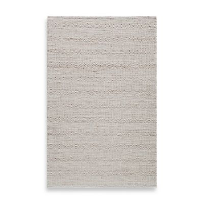 Rugs America Emerson 5-Foot x 8-Foot Area Rug in Tan