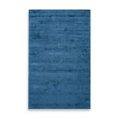 Rugs America Kendall 5-Foot x 8-Foot Area Rug in Blue Quartz
