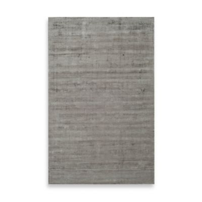 Rugs America Kendall 5-Foot x 8-Foot Area Rug in Silky Grey