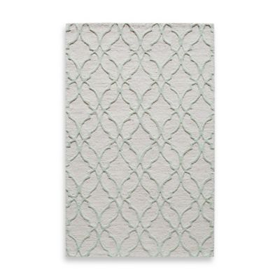 Rugs America Soho Tones 2-Foot x 3-Foot Accent Rug in Sage