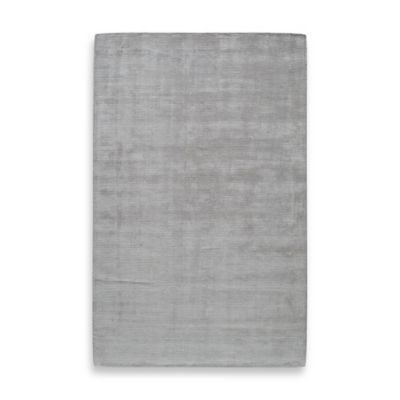 Rugs America Williams Stonewash 2-Foot x 3-Foot Accent Rug in Silver