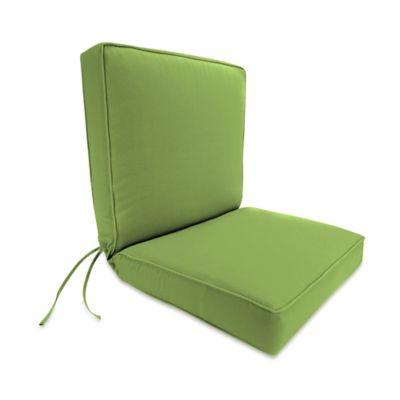 44-Inch x 22-Inch Dining Chair Cushion in Sunbrella® Ginkgo
