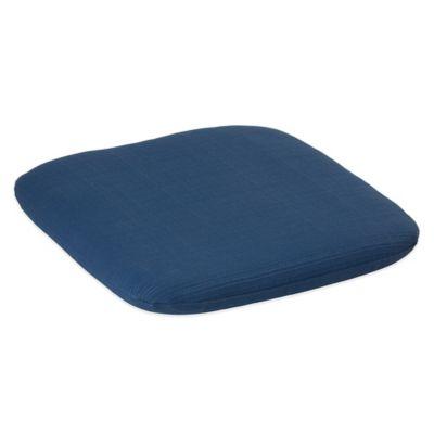 Forsyth Seat Pad in Indigo