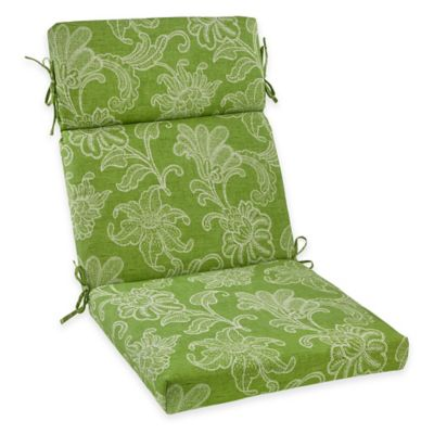 Floral Patio Cushions