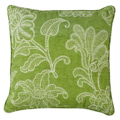 Floral Outdoor Pillows