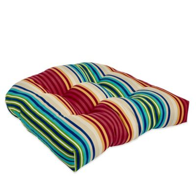 Chairpad Waterfall in Modern Stripe