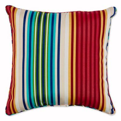 17 Stripe Pillow