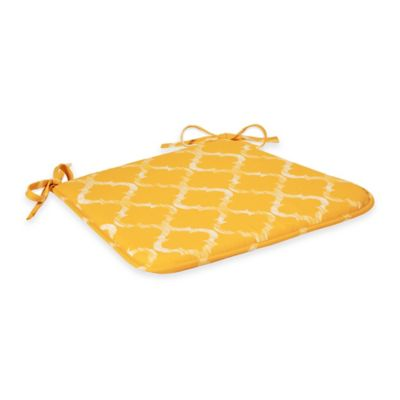 Enhance Bistro Pad in Yellow