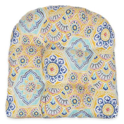 Kennett Single-U Cushion in Yellow