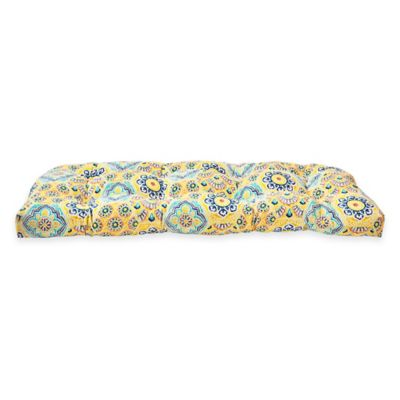 Kennett Sette Cushion in Yellow
