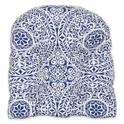 Tachenda Single U Cushion in Indigo