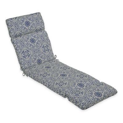 Tachenda Chaise Cushion in Indigo
