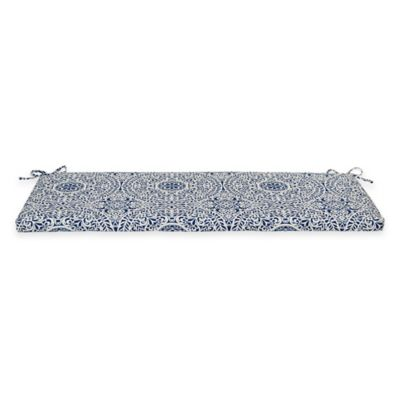 Tachenda Bench Seat Cushion in Indigo