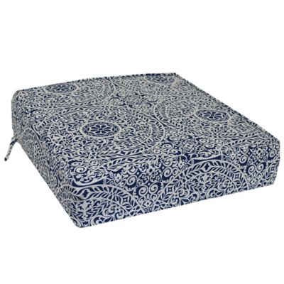 Tachenda Deep Seat Cushion in Indigo