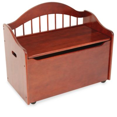 Kidkraft® Cherry Finished Toy Box