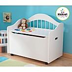 Kidkraft® White Finished Toy Box