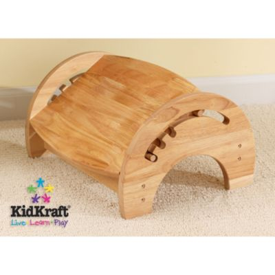 KidKraft® Natural Finished Nursing Stool