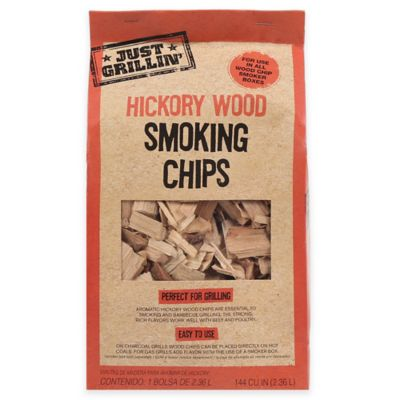 Hickory Wood Smoking Chips for Barbecue