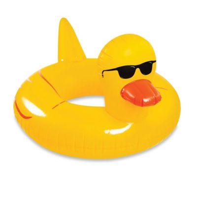 Rubber Duckie Pool Float