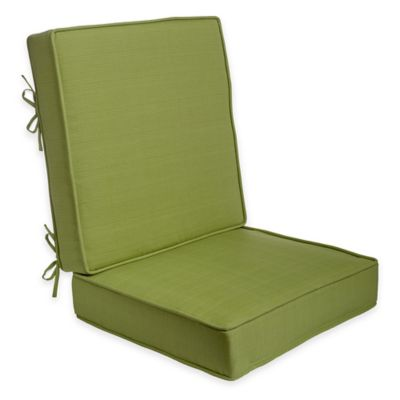 2-Piece Deep Seat Cushion in Kiwi