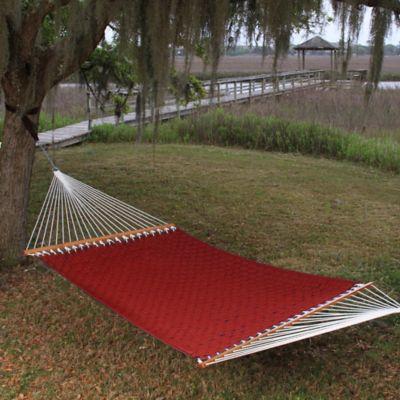 Pawleys Island® Large Soft Weave® Hammock in Garnet
