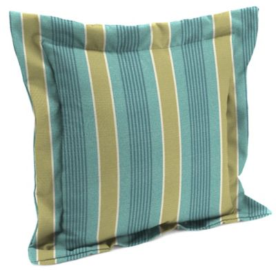 Striped Outdoor Throw Pillows