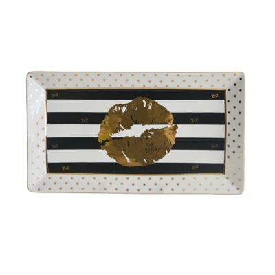 "Betsey Johnson® ""Hi-Shine"" Serving Platter"