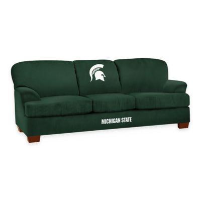 NCAA Microfiber Sofa