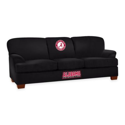 University of Alabama First Team Microfiber Sofa