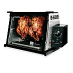 Ronco™ Showtime™ Stainless Steel Rotisserie and BBQ