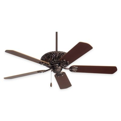 Emerson Zurich 52-Inch Ceiling Fan in Oil Rubbed Bronze