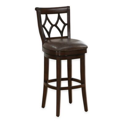 American Heritage Coventry Swivel Counter Stool in Navajo