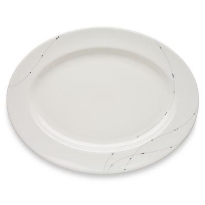 Simply Fine Lenox® Twirl Oval Platter